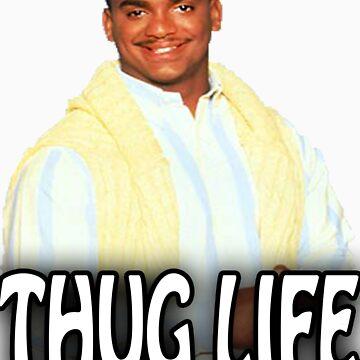 Carlton - Thug Life by KittyLover