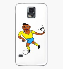 Is it the ball... or the saucer for the cup? Case/Skin for Samsung Galaxy