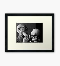 That Used To Be Me Framed Print