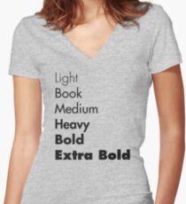 Futura Bold Women's T-Shirts & Tops   Redbubble
