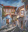 The Old Plovdiv by Stefano Popovski