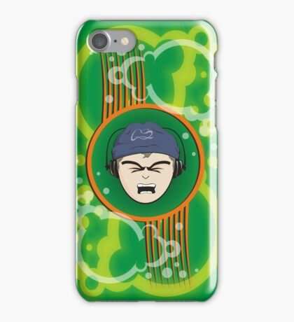 Too Loud, Who Cares iPhone Case/Skin