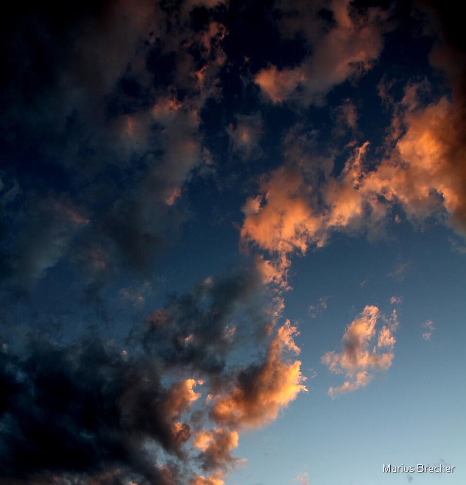 Gold Coast Sky by Marius Brecher
