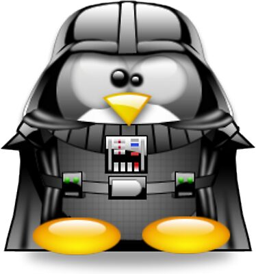 Darth Penguin by nvivian243