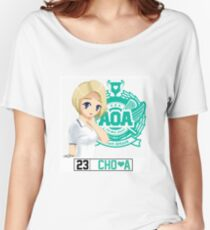 AOA Choa (Heart Attack) Women's Relaxed Fit T-Shirt