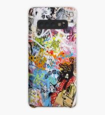 Urban Graffiti Mess Case/Skin for Samsung Galaxy