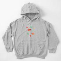 Sudadera con capucha para niños Alegría al Universo