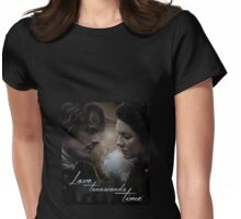 Love Transcends Time Womens Fitted T-Shirt