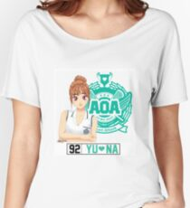 AOA Yuna (Heart Attack) Women's Relaxed Fit T-Shirt