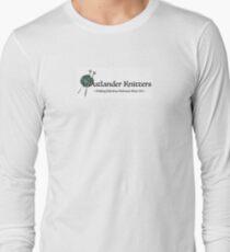 Outlander Knitters 2 Long Sleeve T-Shirt