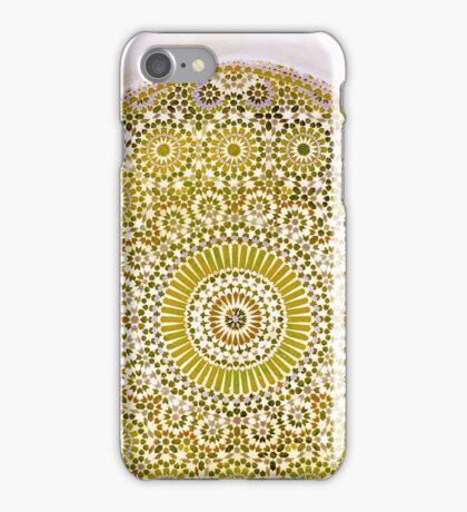 solar plexus iPhone Case/Skin