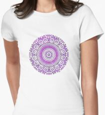 beyond self Womens Fitted T-Shirt