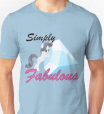Rarity and Tom Unisex T-Shirt