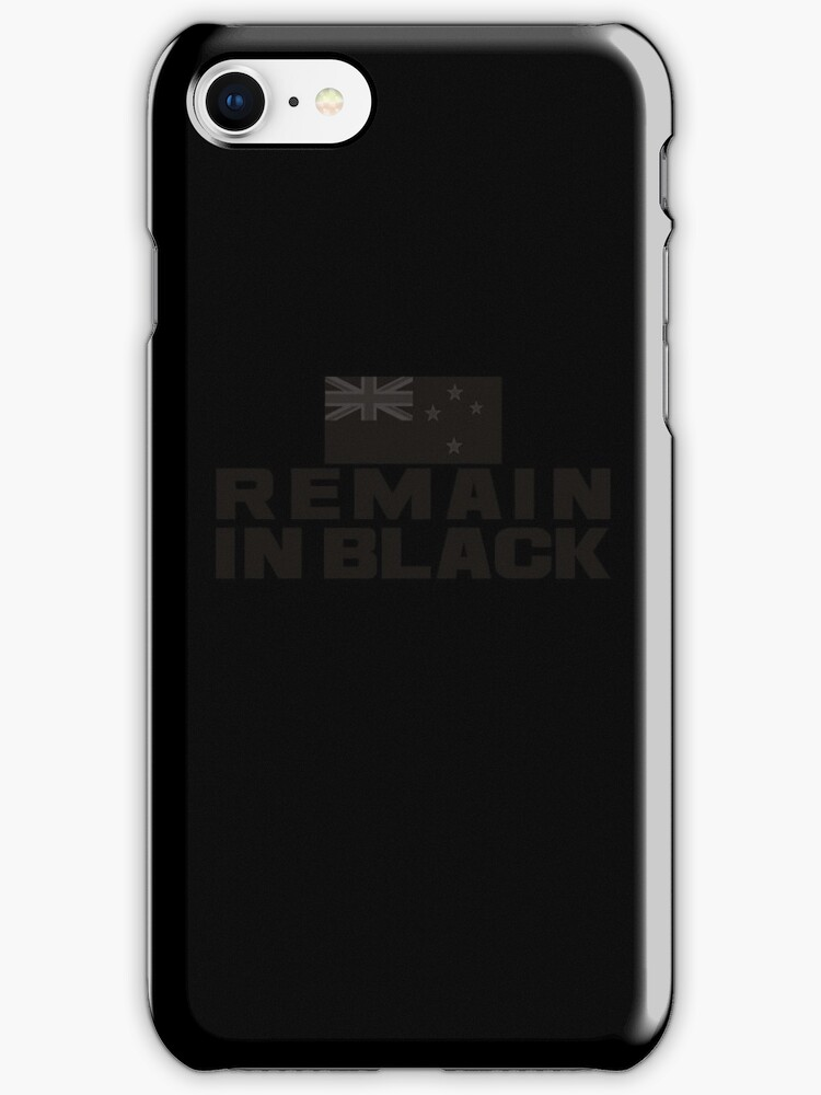 REMAIN IN BLACK by dennis william gaylor