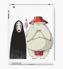 Spirited away iPad Case/Skin
