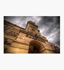 Derby Guildhall Photographic Print