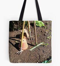 IRON-TOOTHED-RAKE Tote Bag