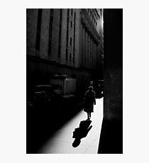 The Wall Street, New York City Photographic Print