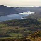 Coniston Panorama from Holme Fell by mikebov