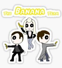 Bananas are good ! Sticker
