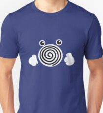 Minimal Poliwhirl Unisex T-Shirt