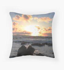 Donegal Sunset Throw Pillow