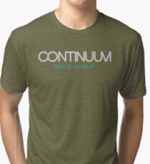 John Mayer Continuum Tri-blend T-Shirt