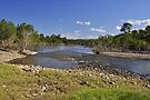 The Clarence River by Terry Everson