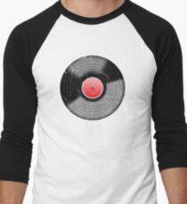 Vinyl Record 2 Worn Well (please see notes) Men's Baseball ¾ T-Shirt