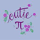 Cutie Pi (Purple) by funmaths