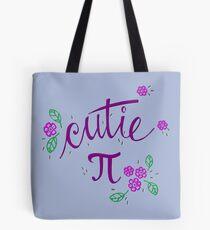 Cutie Pi (Purple) Tote Bag