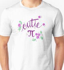 Cutie Pi (Purple) Unisex T-Shirt