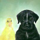 Humphrey and Daphne by Linda Woodward