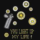 You Light Up My Life by koalaknight