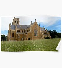 Goulburn Cathedral Poster