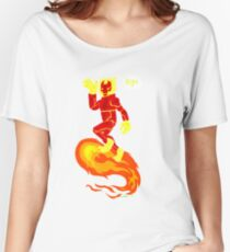 Heatblast Women's Relaxed Fit T-Shirt