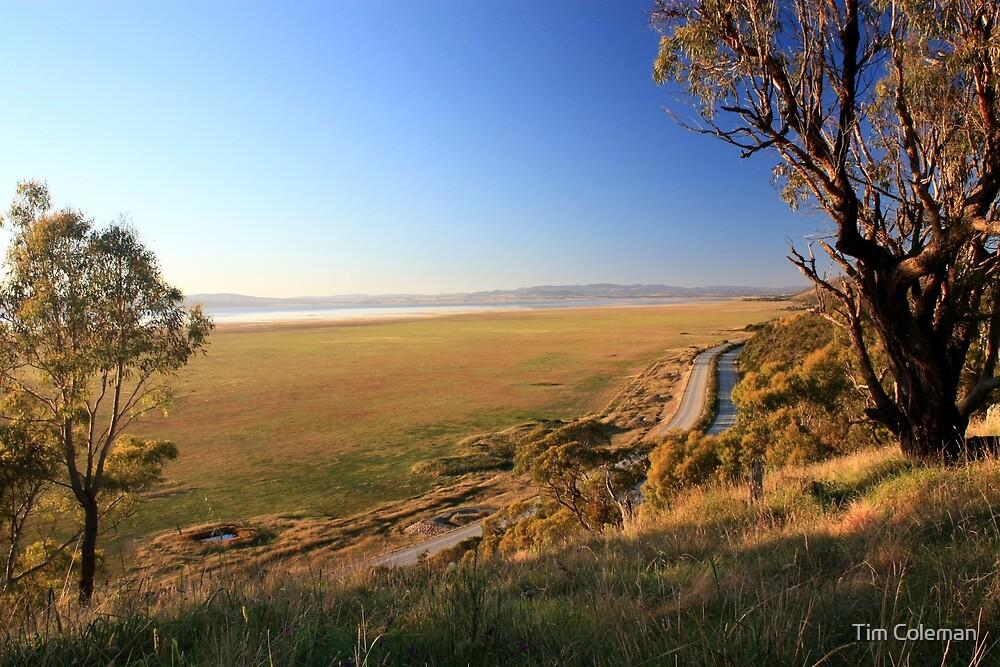 Federal Highway, Lake George NSW by Tim Coleman