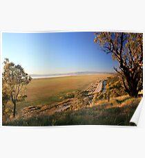 Federal Highway, Lake George NSW Poster