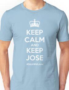 Keep Calm and Keep Jose Unisex T-Shirt