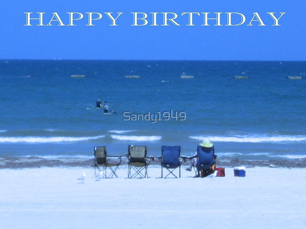 Brighton Beach South Australia Happy Birthday Card by – Birthday Card Australia