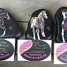 Rock 'N' Ponies - CUSTOM ORDER QH & Paints by louisegreen