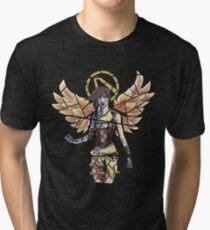 Light of the Firehawk  Tri-blend T-Shirt