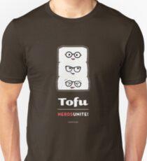 Tofu Nerds Unite! Unisex T-Shirt