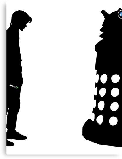 Doctor Who - Dalek by valelanz94