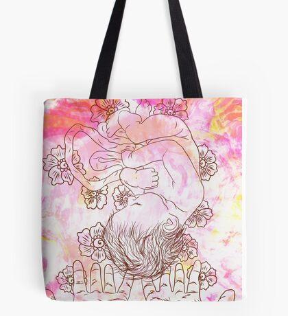 Celebrating Birth Tote Bag