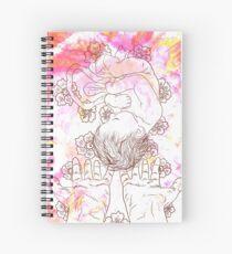 Celebrating Birth Spiral Notebook