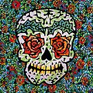 'Sweet Sugar Skull #1 by ellejayerose