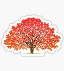 Maple Tree 1 Sticker