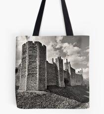 Framlingham Castle Tote Bag