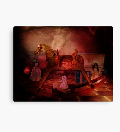Something Loved Canvas Print